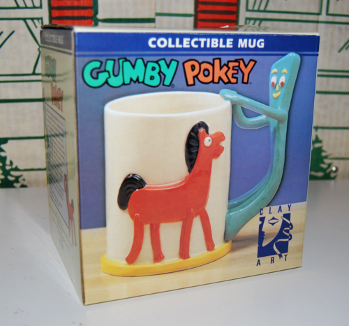Gumby cocoa mug