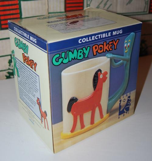 Gumby cocoa mug 2