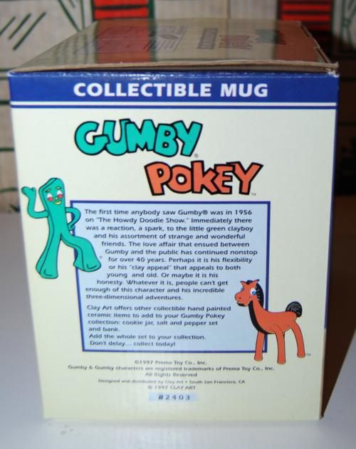 Gumby cocoa mug 3