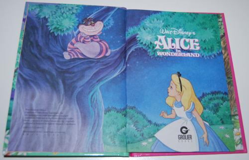 Alice in wonderland disney 2000