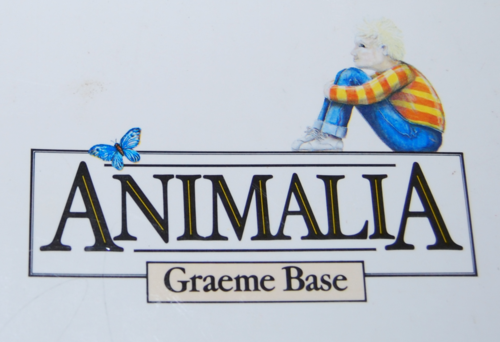 Animalia illustrations x