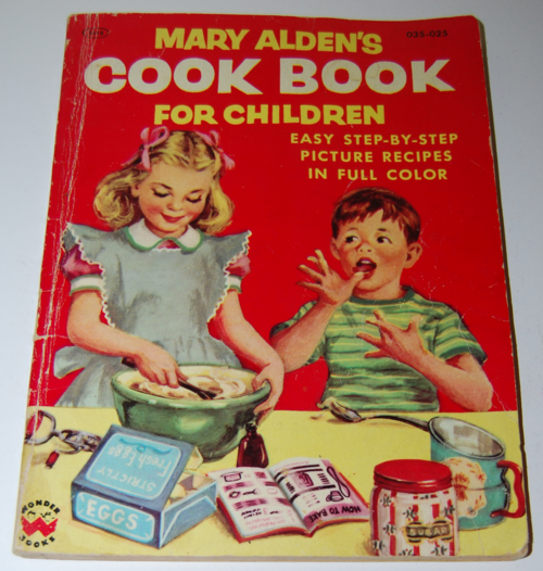 Mary alden's cookbook for children