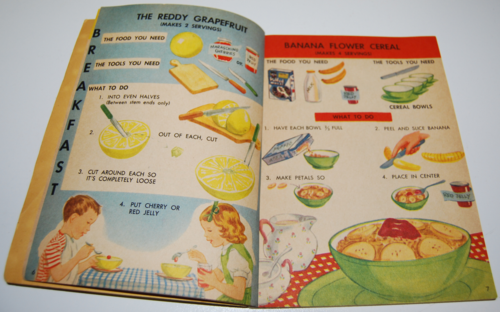 Mary alden's cookbook for children 4