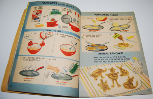 Mary alden's cookbook for children 6