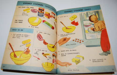 Mary alden's cookbook for children 10