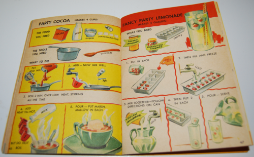 Mary alden's cookbook for children 12