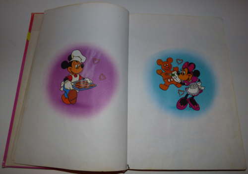 Walt disney's mickey mouse cook book1