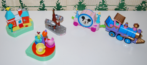 Disneyland parade toys x