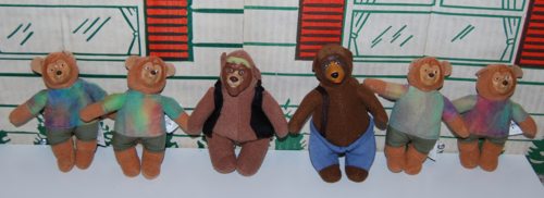 Disnet country bear jamboree toys