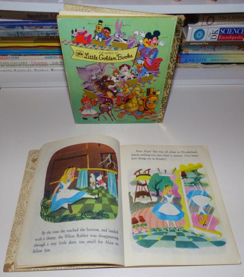 Little golden book disney 3