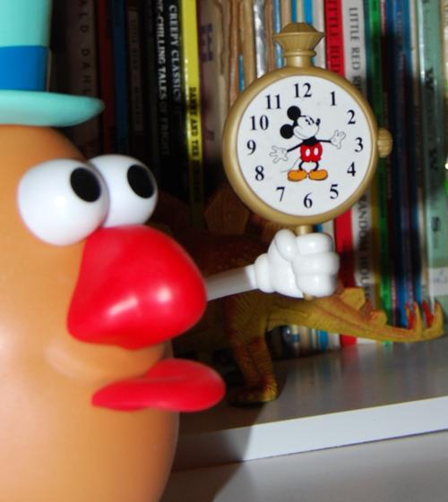 Toy story mr potatohead toy 1