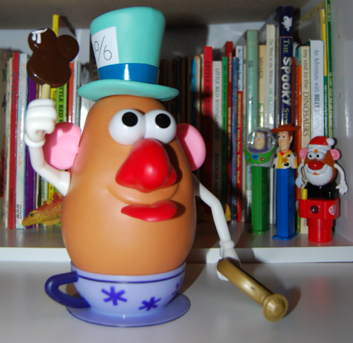 Toy story mr potatohead toy 3