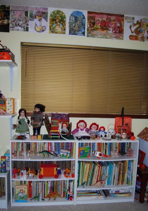 Toy room update 3