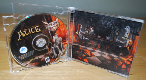 American mcgee's alice game 4