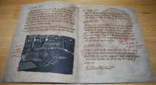 American mcgee's alice rutledge asylum casebook 9