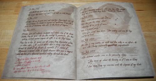 American mcgee's alice rutledge asylum casebook 16