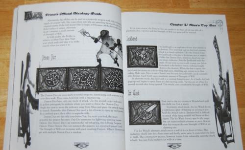 American mcgee's alice prima guide 5