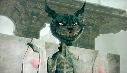 Alice madness returns cheshire cat