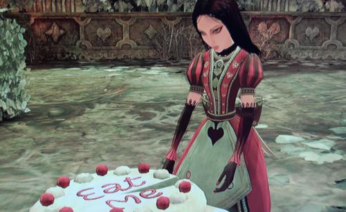 Alice madness returns bren eat me