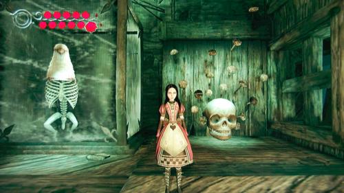 Alice madness returns bren doll cellar