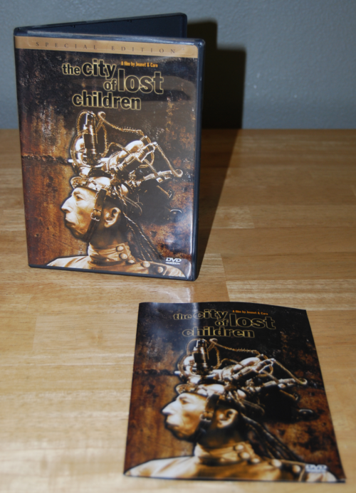 City of lost children dvd