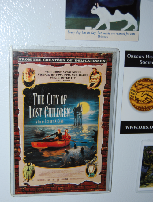 City of lost children magnet