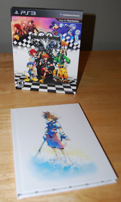 Kingdom hearts ps