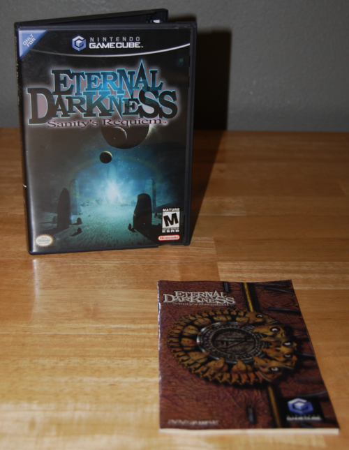 Eternal darkness nintendo gamecube