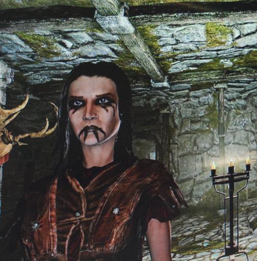 Bren elder scrolls skyrim 1