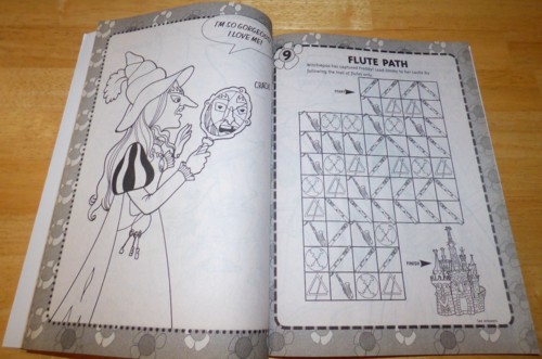 Hr pufnstuf coloring book 9