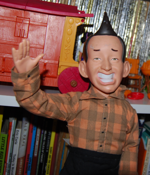 Talking ed grimley doll 4