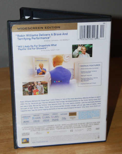One hour photo dvd x