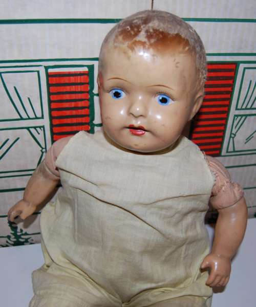 Antique am company doll 5