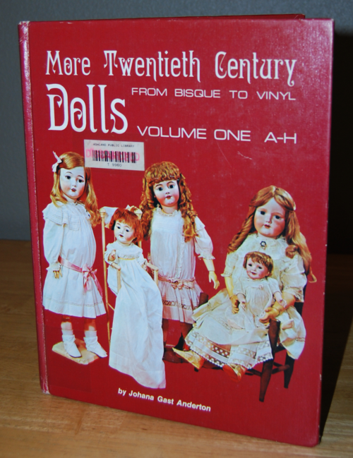 More twentieth century dolls book