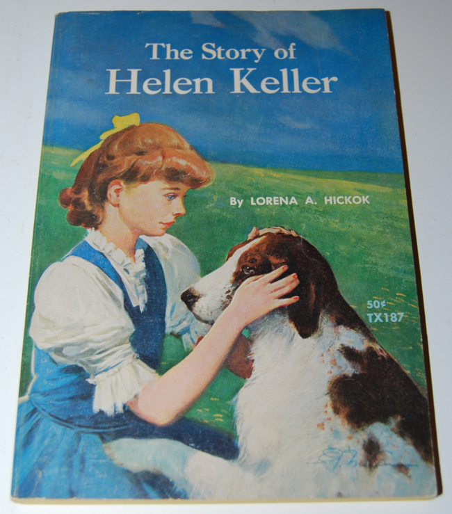 scholastic book week ~ the story of helen keller