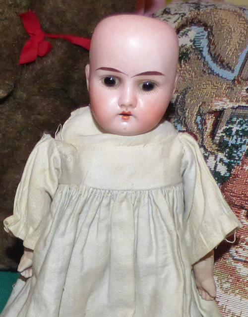 Am lilly antique doll 3