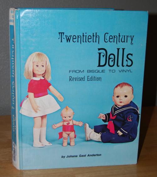 Twentieth century dolls book