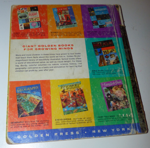 Little golden book huckleberry hound 4