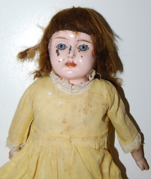 Vintage jointed doll 2