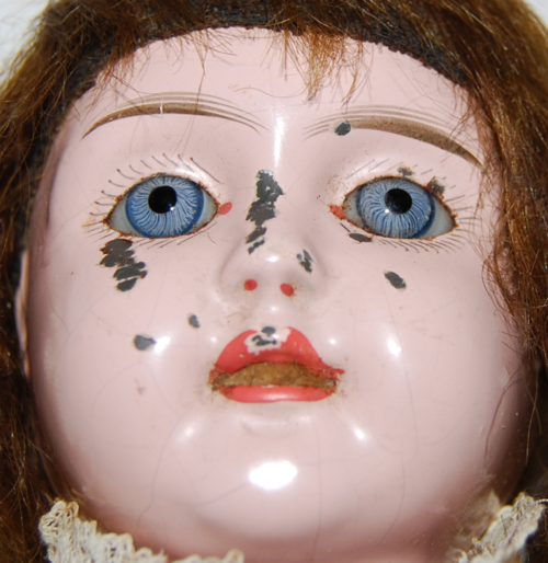 Vintage jointed doll 3