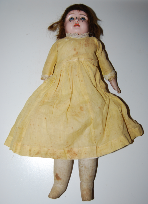 Vintage jointed doll