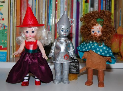 Madam alexander oz dolls