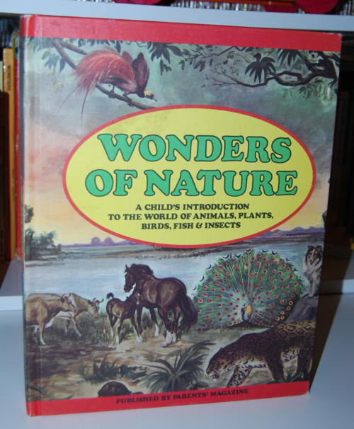 Wonders of nature book