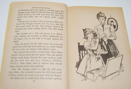 The story of helen keller scholastic book 2