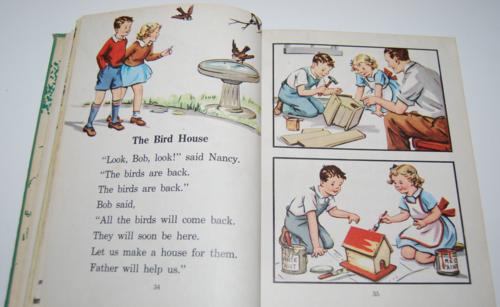 I know a secret 1947 vintage reader 6
