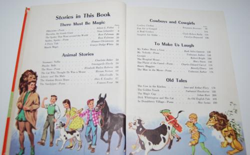 Ginn fun & fancy vintage reader 3