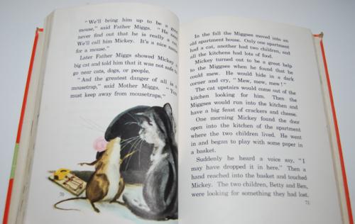 Ginn fun & fancy vintage reader 9