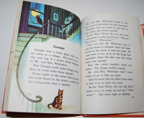 Ginn fun & fancy vintage reader 12