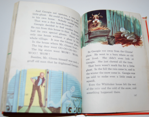 Ginn fun & fancy vintage reader 13