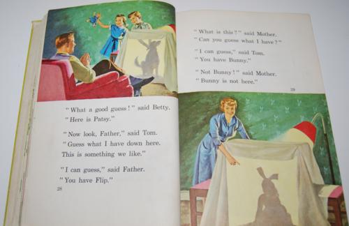 Ginn the little white house vintage reader 6